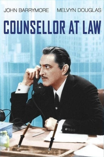 Poster of Counsellor at Law