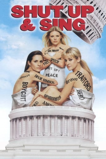 Poster of Dixie Chicks: Shut Up and Sing