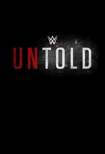Poster of WWE Untold