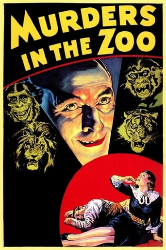 'Murders in the Zoo (1933)