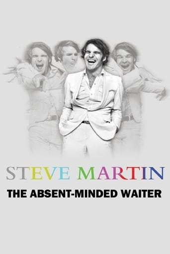 Poster of The Absent-Minded Waiter