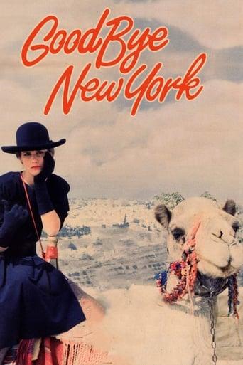 Poster of Goodbye, New York