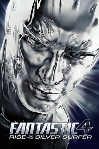 'Fantastic 4: Rise of the Silver Surfer (2007)
