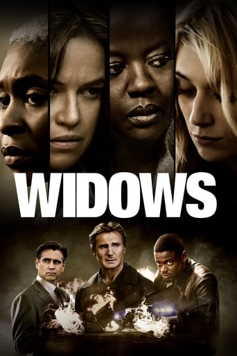 Film Les Veuves  (Widows) streaming VF gratuit complet