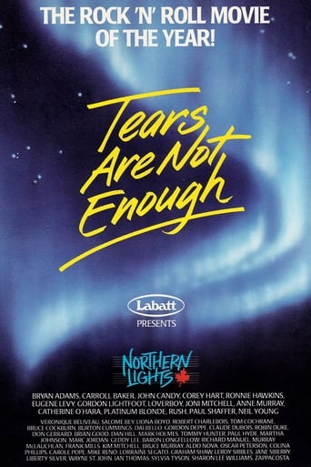 Poster of Tears Are Not Enough