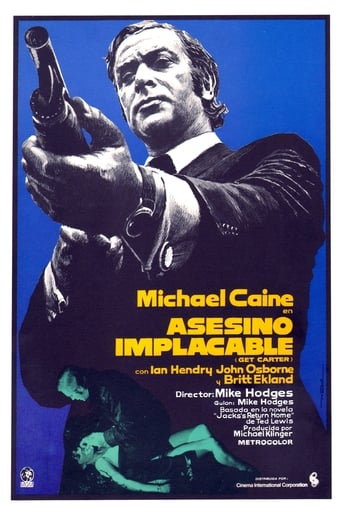 Poster of Asesino implacable