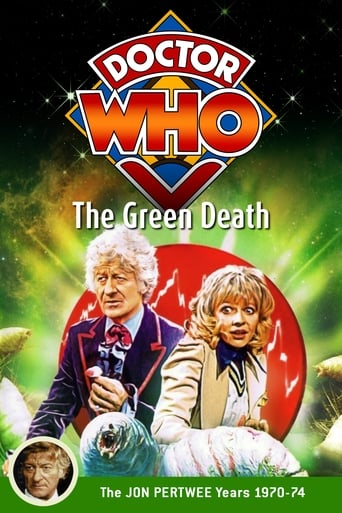 Poster of Doctor Who: The Green Death