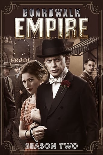 Boardwalk Empire O Império do Contrabando 2ª Temporada - Poster