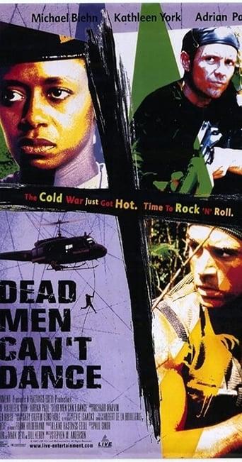 Poster of Dead Men Can't Dance
