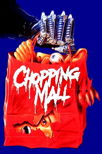 Poster of Chopping Mall