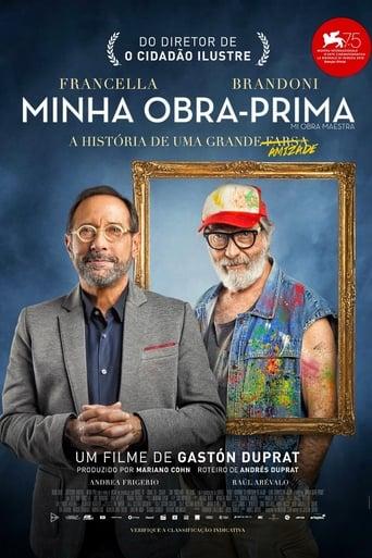 Minha Obra-prima (2019) Torrent Dublado / Dual Áudio BluRay 1080p   720p Download