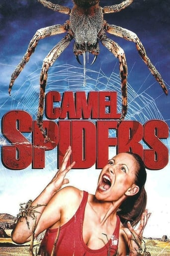 Poster of Camel Spiders