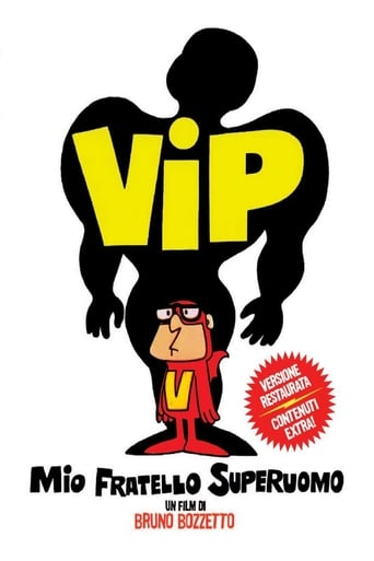 Poster of The Super VIPs