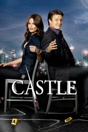 Castle 3ª Temporada - Poster