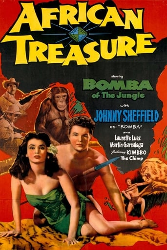Poster of African Treasure