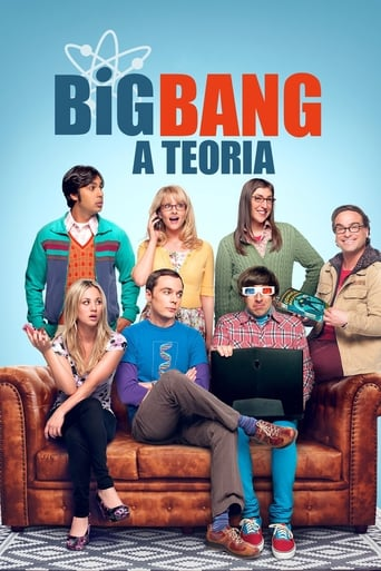 Big Bang A Teoria 12ª Temporada - Poster