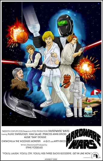 Poster of Hardware Wars