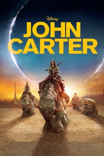Poster of John Carter