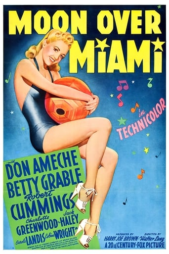 Poster of Moon Over Miami