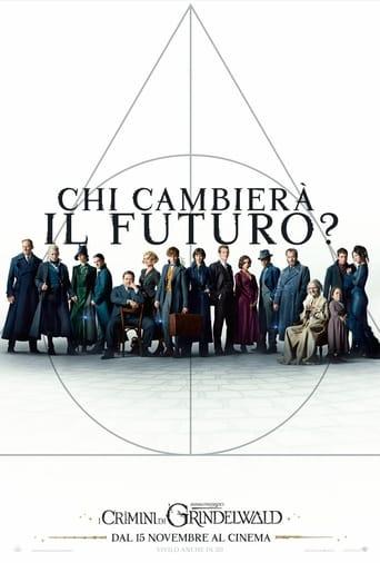 film 2018 Animali Fantastici: I crimini di Grindelwald