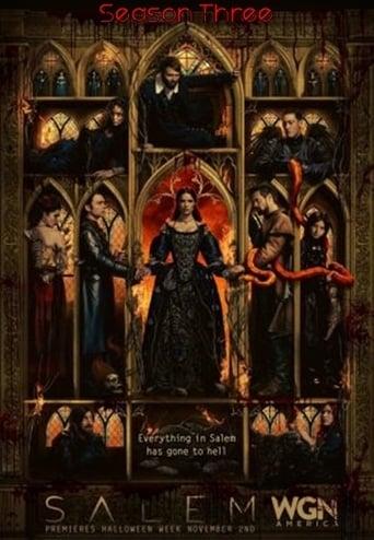 Salemas / Salem (2016) 3 Sezonas žiūrėti online