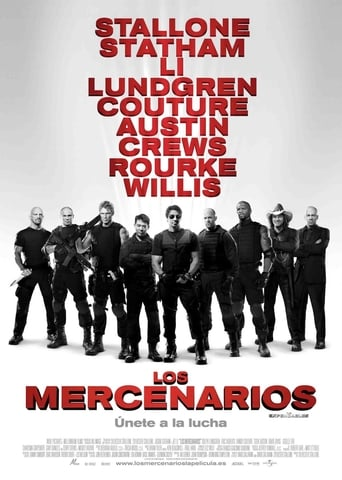 Los mercenarios The Expendables