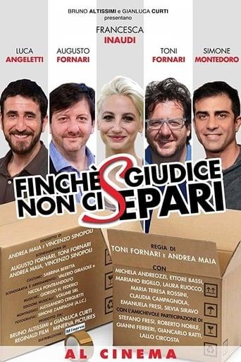 Poster of Finché giudice non ci separi