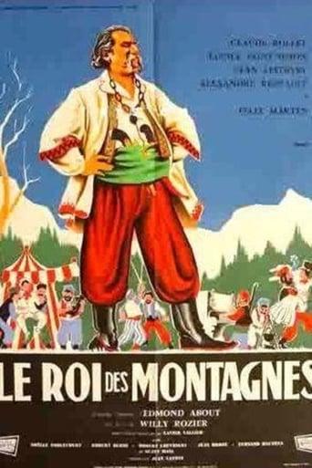 Poster of Le roi des montagnes