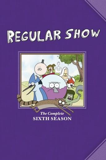 Apenas Um Show 6ª Temporada - Poster