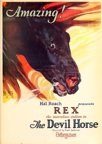 The Devil Horse Movie Poster