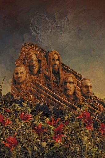 Poster of Opeth: Garden Of The Titans - Opeth Live At Red Rocks Amphitheatre