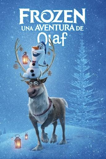 Poster of Frozen: Una aventura de Olaf
