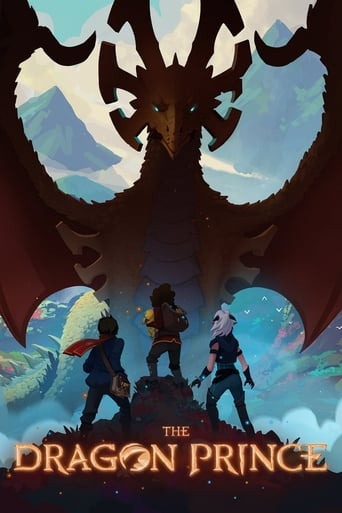 The Dragon Prince Poster