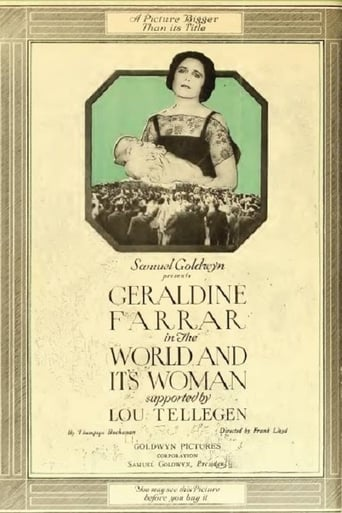 Poster of The World and Its Woman
