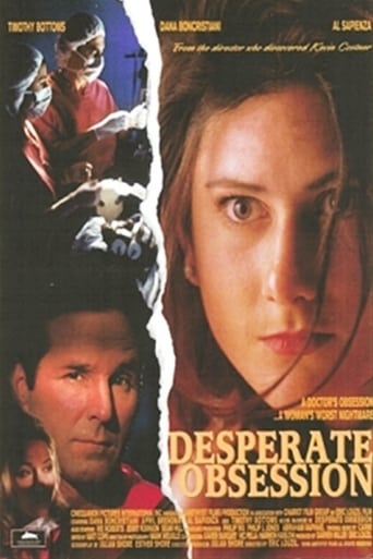 Poster of Desperate Obsession