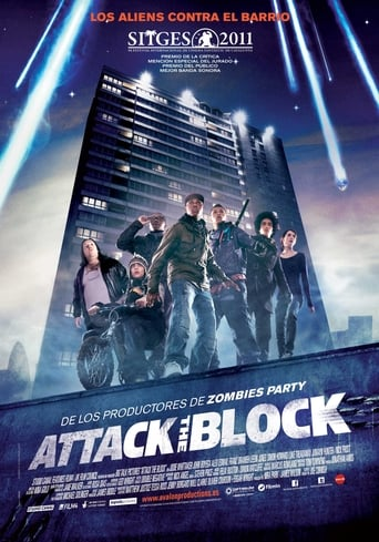 John Boyega Poster Attack the Block