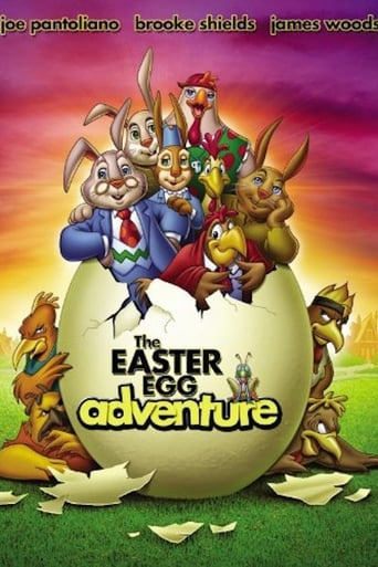 Poster of The Easter Egg Adventure