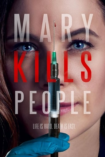 Poster of Mary Kills People