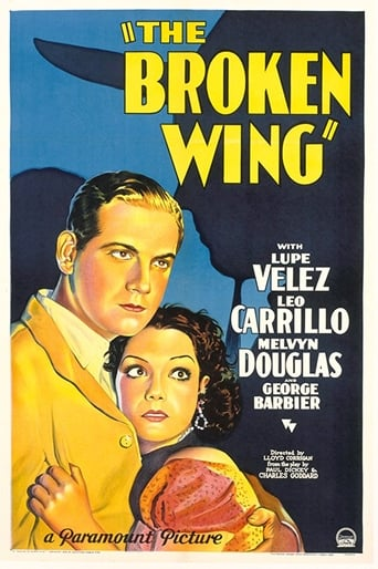 Poster of The Broken Wing