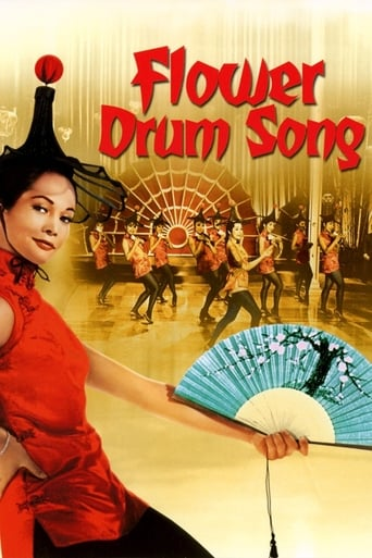 Poster of Flower Drum Song