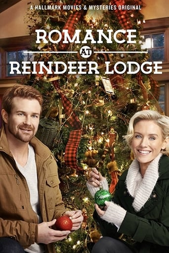 Poster of Romance at Reindeer Lodge