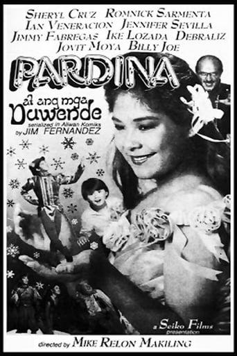 Poster of Pardina at ang mga duwende