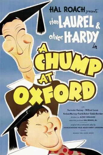 'A Chump at Oxford (1940)