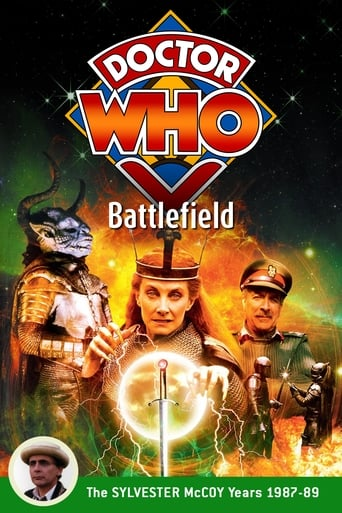 Poster of Doctor Who: Battlefield