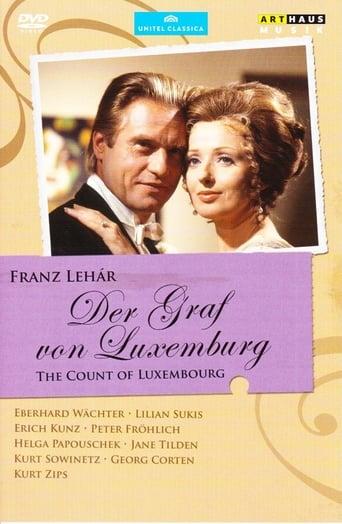 Poster of Der Graf von Luxemburg