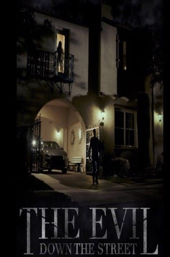 The Evil Down the Street Movie Poster