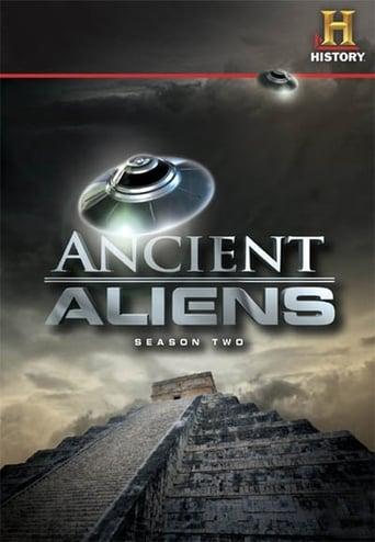 Alienígenas do Passado 2ª Temporada - Poster