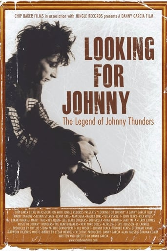 Poster of Looking for Johnny