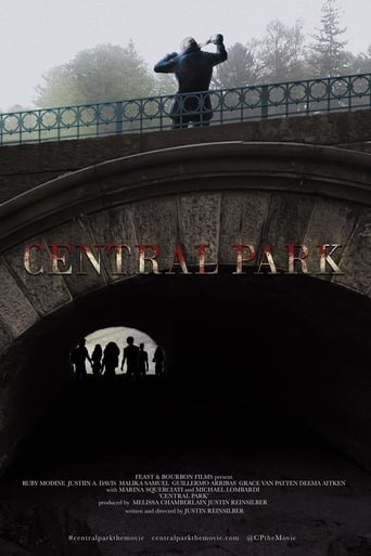 Poster of Central Park