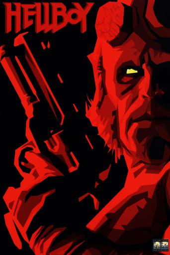 Poster of Hellboy: Ο Ήρωας Της Κόλασης
